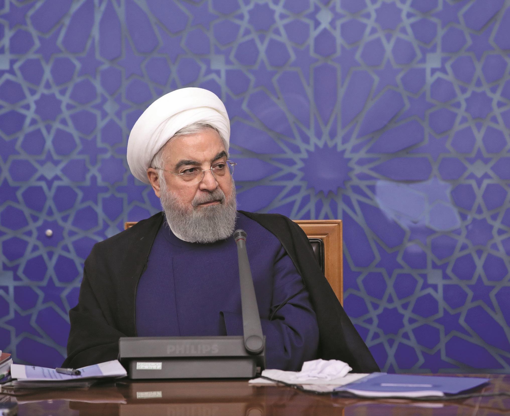 سلامت و معیشت مردم، رفع تحریمها و افتتاح طرحهای ملی