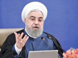 رئیس جمهور در جلسه ستاد هماهنگی اقتصادی دولت-۵ اردیبهشت