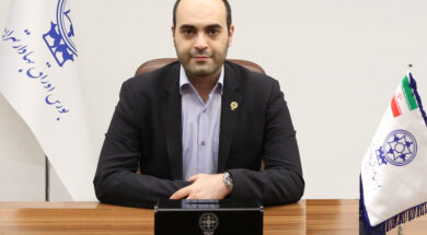 امیدواری رئیس هیئت مدیره بورس-۳ شهریور